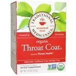 Traditional Medicinals Throat Coat 20 Tea Bags