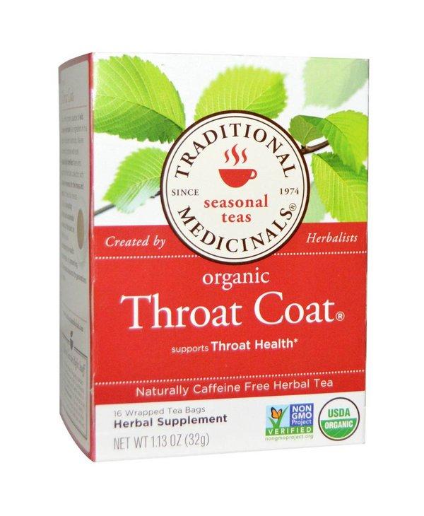 Throat Coat 20 Tea Bags