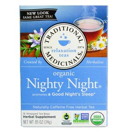 Traditional Medicinals Nighty Night 16 Tea Bags