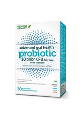 Genuine Health Genuine Health Advanced Gut Health Probiotic 50 billion 30 caps