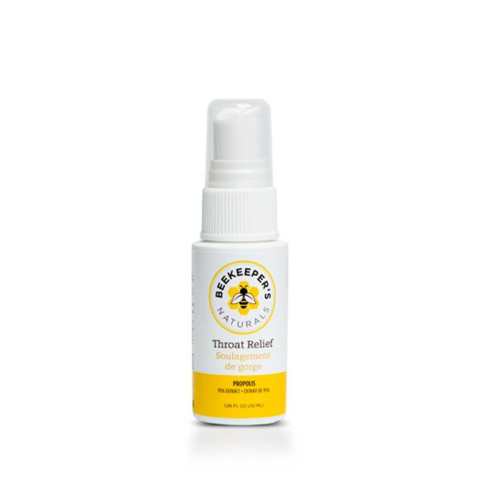 Beekeepers Naturals Beekeepers Naturals Propolis Throat Spray 30ml