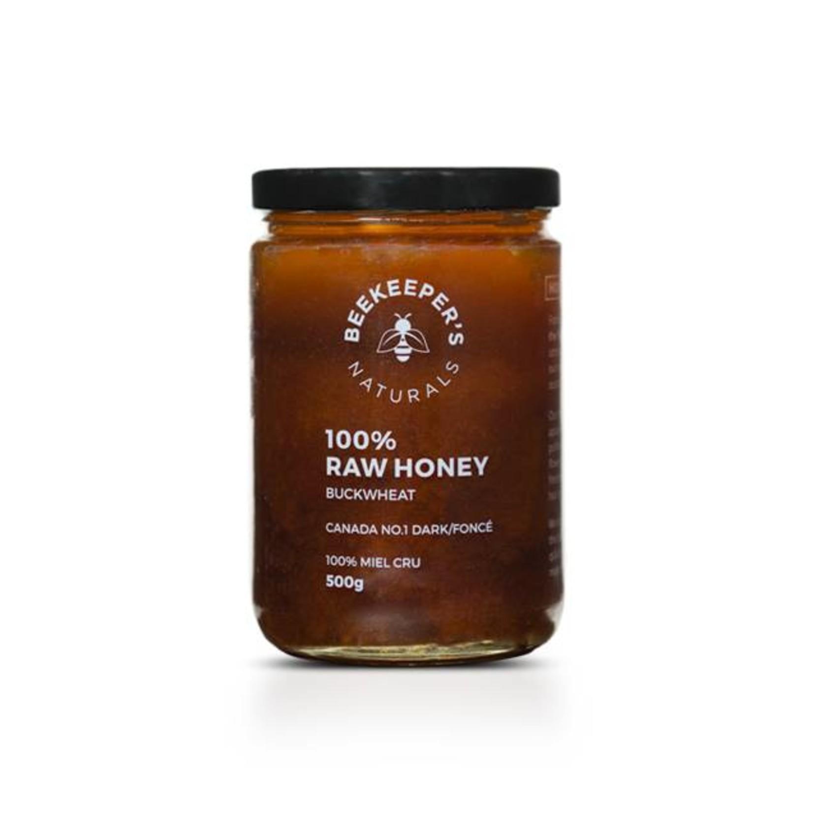 Beekeepers Naturals Beekeepers Naturals Buckwheat Honey 500g