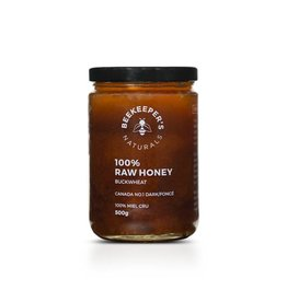 Beekeepers Naturals Beekeepers Naturals Buckwheat Honey 500g
