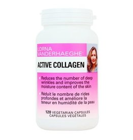 Lorna Vanderhaegue Lorna Active Collagen 120 veg caps