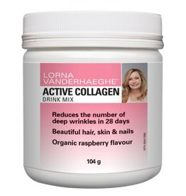 Lorna Vanderhaegue Lorna Active Collagen Drink Mix 104g powder