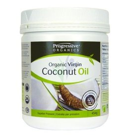 Progressive Organic Virgin Coconut Oil 454g