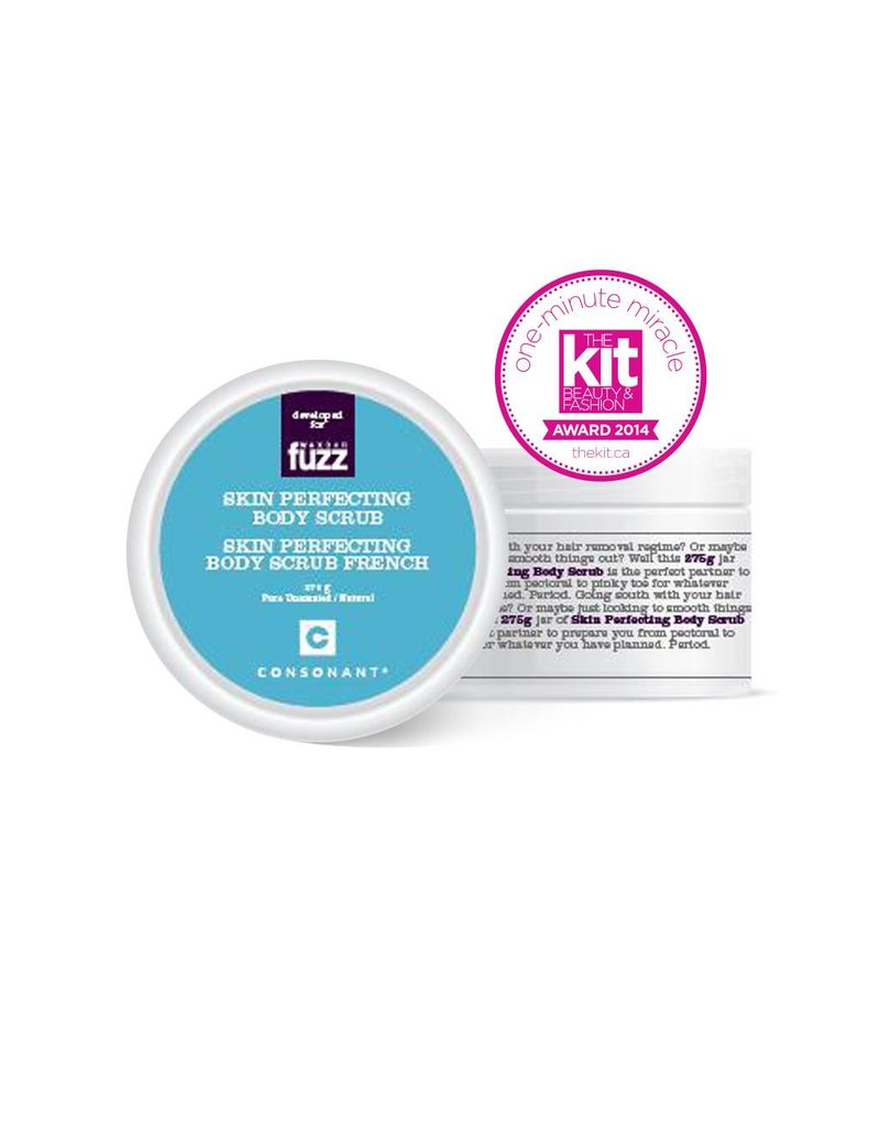 Consonant Skin Care Consonant Skin Perfecting Body Scrub