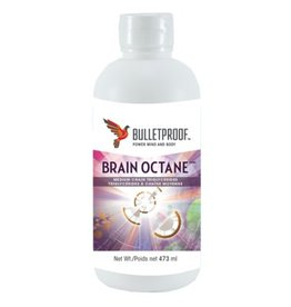 Bulletproof Bulletproof Brain Octane MCT Oil 473ml