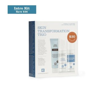 Consonant Skin Transformation Trio- Normal to Dry Skin