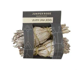 Juniper Ridge Smudge Sage Stick Mini 2 Pack