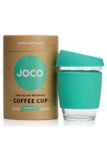 Joco Reusable Glass Cup Mint 12oz