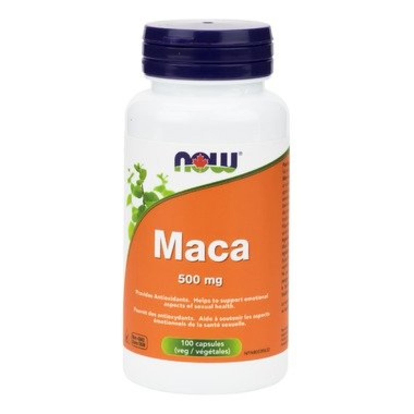 NOW NOW Maca 500mg 100vcaps