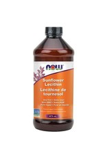 NOW NOW Sunflower Liquid Lecithin 473ml