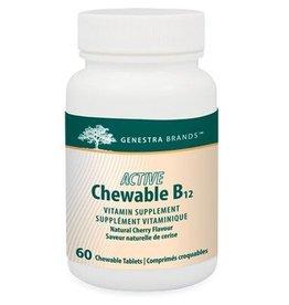 Genestra Active Chewable B12 60 tabs