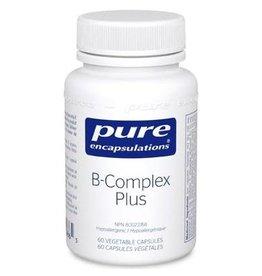Pure Encapsulations B-complex Plus 60 caps
