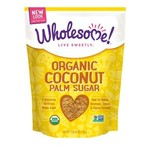 Wholesome Organic Coconut Palm Sugar  454g