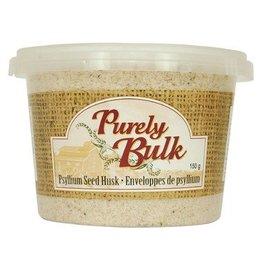 Purely Bulk Psyllium Husks 150g