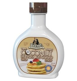 Rockwell's Organic Coconut Syrup Maple Flavour