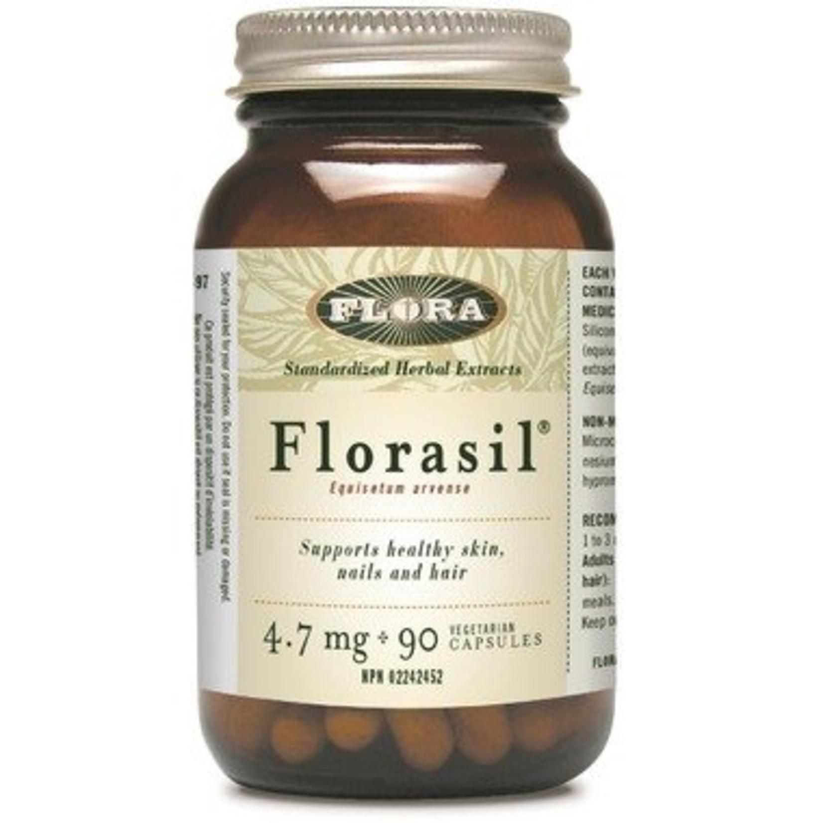 Flora Flora Florasil 90caps