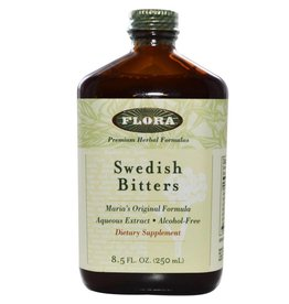 Flora Flora Maria's Swedish Bitters (alcohol) 250ml