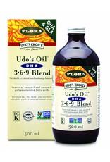 Flora Udo's Oil DHA Blend 500ml