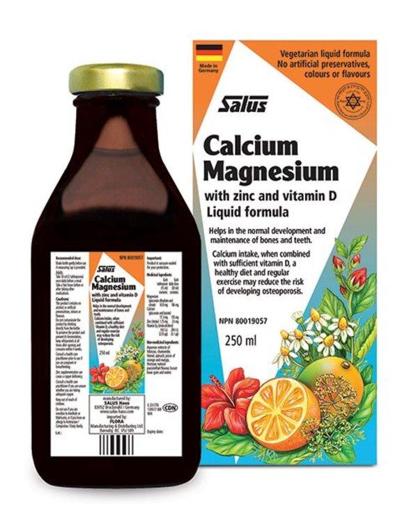 Calcium Magnesium 250ml