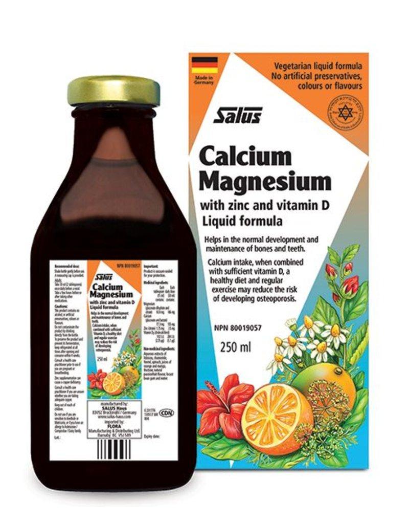 Flora Flora Calcium Magnesium 250ml