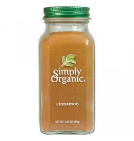 Simply Organic CINNAMON GROUND 69G