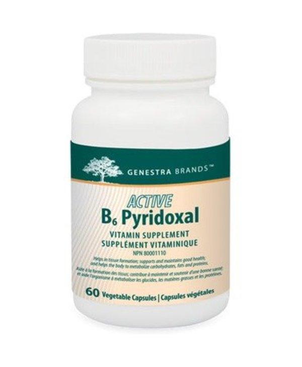 Active B6 Pyridoxal 60caps