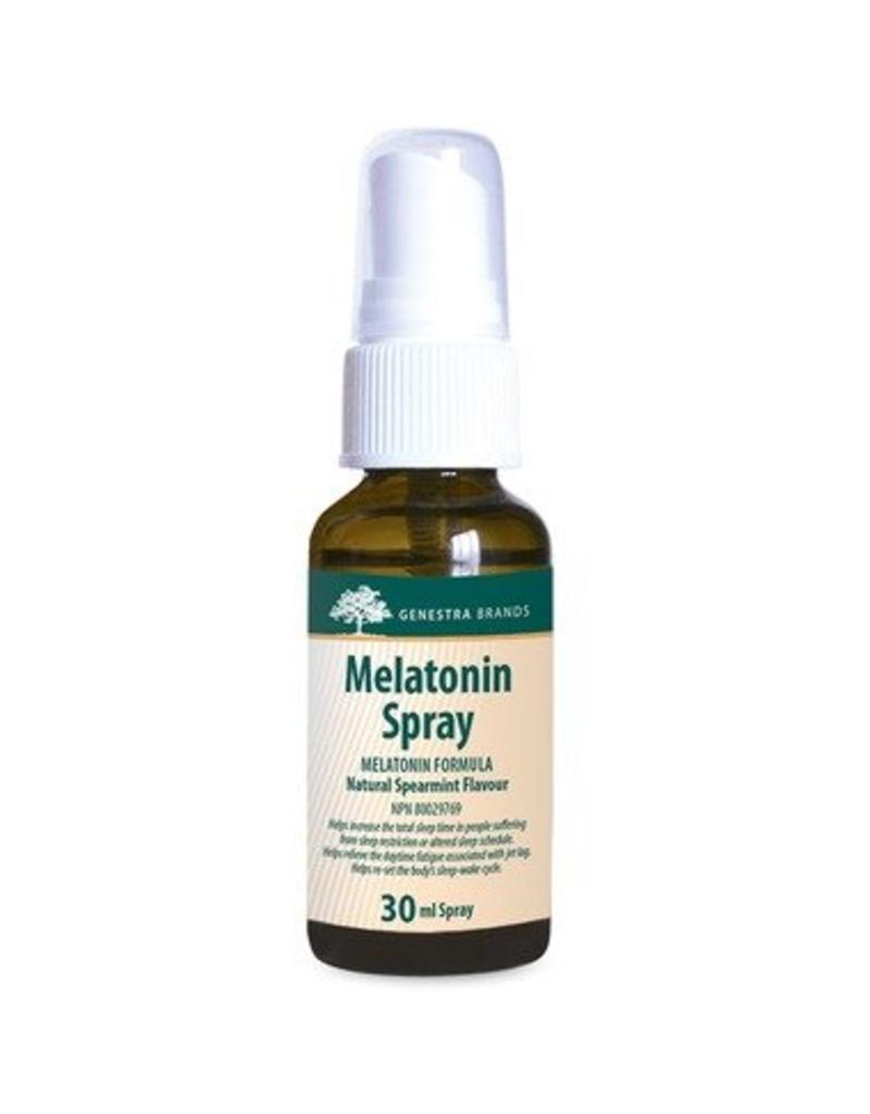 Genestra Melatonin Spray 30ml