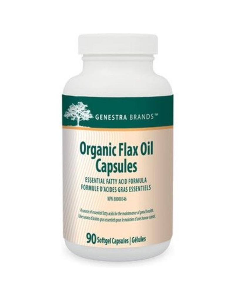 Genestra Organic Flax Oil Capsules 90caps