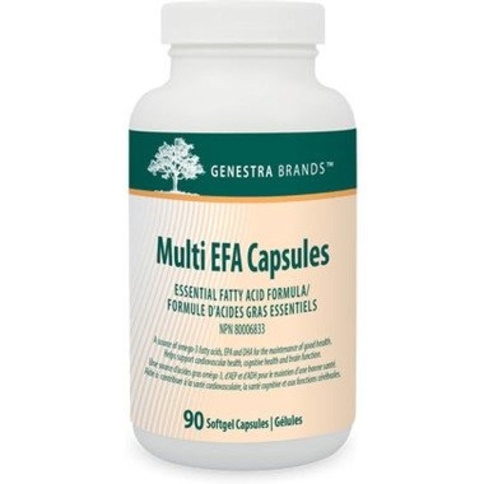 Genestra Multi EFA Capsules 90caps