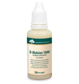 Genestra Genestra D-mulsion 1000  Lemon 30 ml