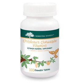 Genestra Genestra Children's chewable vitamins 100 tabs
