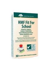 Genestra HMF Fit For School Probiotic Formula Blackcurrant30 chewables