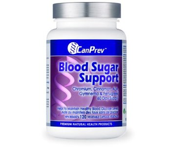 Can Prev Blood Sugar Support 120 v-caps