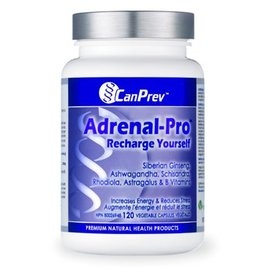 Can Prev Can Prev Adrenal-Pro Recharge Yourself 120 v-caps