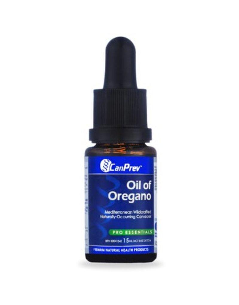 Can Prev Oil of Oregano 15mL
