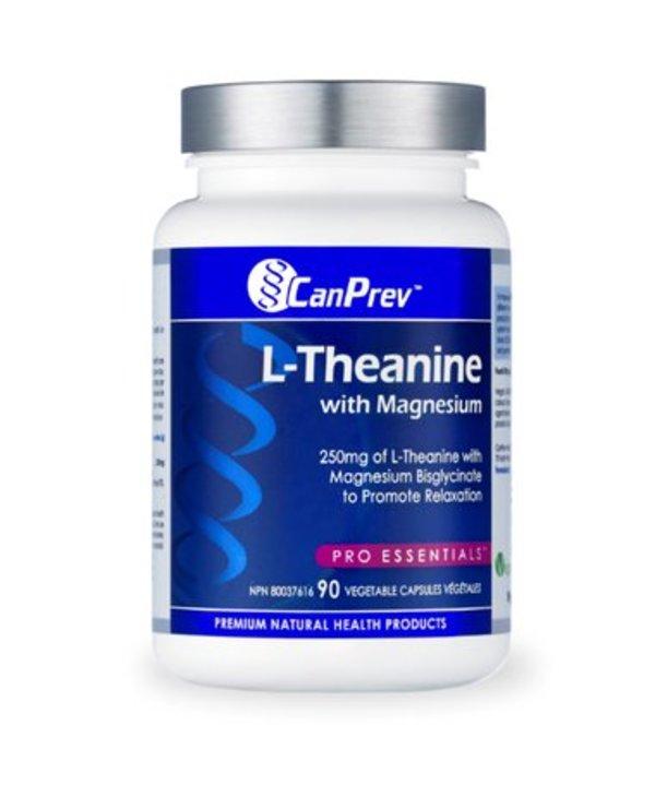 Can Prev L-Theanine 250mg 90 v-caps