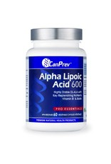 Can Prev Can Prev Alpha Lipoic Acid 600 mg 60 v-caps
