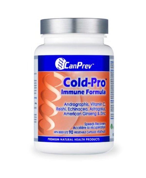 Can Prev Cold Pro Formula 90caps