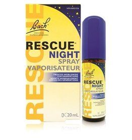Bach Bach Rescue Remedy Night Spray 20ml