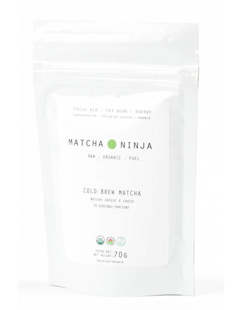 Matcha Ninja Matcha Ninja Cold Brew Matcha 70g