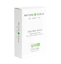 Matcha Ninja Matcha Ninja Cold Brew Matcha 10X1.5g sachets