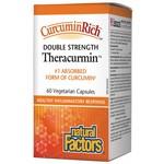 Natural Factors Natural Factors Curcumin Rich 60MG Vcap 60