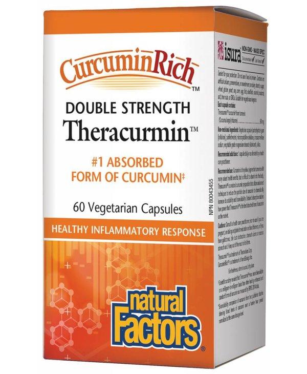 Natural Factors Curcumin Rich 60MG Vcap 60