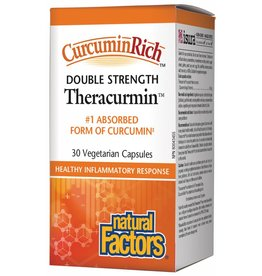 Natural Factors Curcumin Rich 60MG Vcap 30
