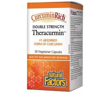 Natural Factors Curcumin Rich Theracurmin 60MG Vcap 30