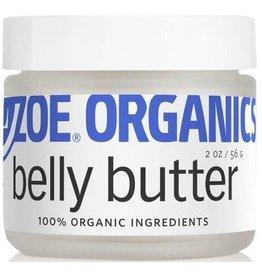 Zoe Organics Belly Butter 2oz