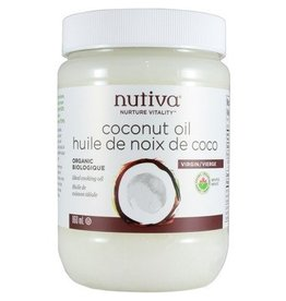 Nutiva Organic Virgin Coconut Oil 860ml